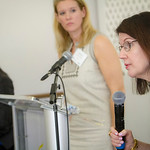 GMU Women in Business panel,